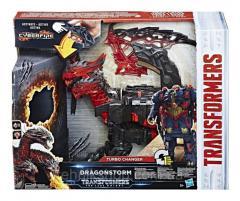 Уценка Трансформер Hasbro Transformers Dragonstorm