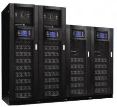 Unit (source) of uninterrupted power supply of the