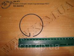 Кільце стопорне опори гідроциліндра 503-8603531 МАЗ