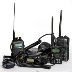 Handheld transceiver