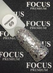 Гель-лак FOCUS premium № 69, 8 мл