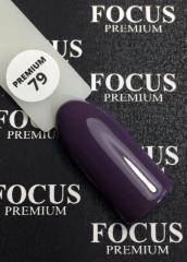 Гель-лак FOCUS premium № 79, 8 мл
