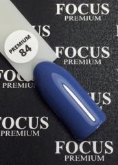 Гель-лак FOCUS premium № 84, 8 мл