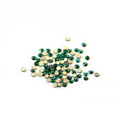 Стразы Swarovski 1.5 мм (50 шт) зеленые