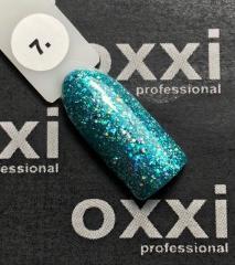 """Гель-лак OXXI Professional """"Star Gel"""" №7 (зеленый)"""