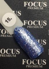 Гель-лак FOCUS premium titan № 15, 8 мл