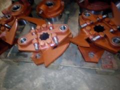 Плити шліцеві до прес гранулятора ОГМ-0,8