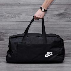 Спортивная,  дорожная сумка Nike с плечевым...
