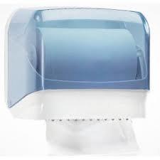Дозатор полотенец V сложения пластиковый