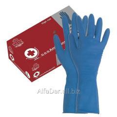 Перчатки латексные Ambulance ( 50 пар ) ХL