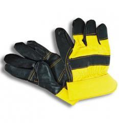Gloves,  cotton (cotton)