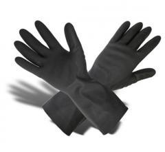 Latex gloves: KShchS latex ALTO; latex thin