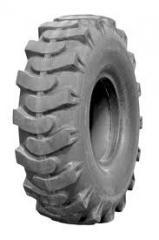 Tires for dump trucks
