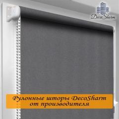 Жалюзи на большие окна DecoSharm Блекаут ВО 061