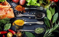 Вкусоароматические смеси специй