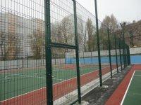 Заборы для спортивных площадок