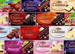 Chateau chocolate