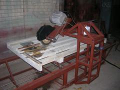 Станок для резки гранитных плит