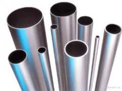 Алюминиевая труба  параметры 145  примечание s=15  марка стали АМг