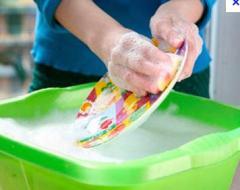 Жидкое моющее средство для мытья поверхностей