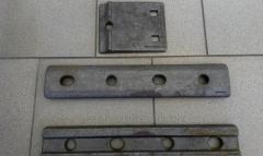 R-24 pad; R-33 Pad; R-34 Pad