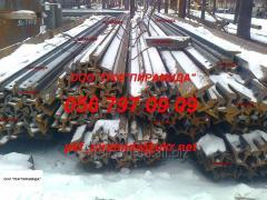 Рудничні рейки Р-33