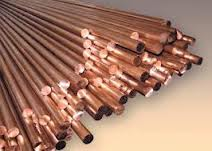 Copper circle diameter 250th steel grade of M1