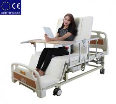 Медицинская электро кровать с туалетом E20