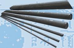 Carbon electrodes