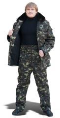 Уніформа для охорони: КОСТЮМ СБ ЛІТНІЙ, тк.плащова