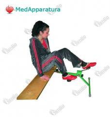 Тренажер ротационный для нижних конечностей
