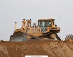 Spare parts to Komatsu excavators