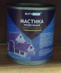 Mastic of construction roofing 3 kg