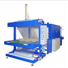 Автомат для упаковки рулонов в термоусадочную
