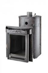 """Паровая печь Ферингер """"Оптима ПФ"""" Стандарт Антик до 28 м3 (комплект кассет)."""