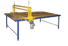Equipment for polyfoam cutting