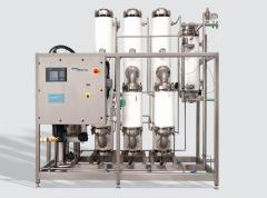 Установки получения воды для инъекций (WFI)