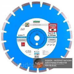 Алмазный диск Distar 354x3,2/2,2x25,4-11,5-21-ARP
