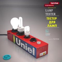 Тестер лампочек