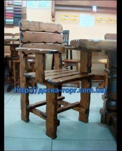 Меблі дерев'яні
