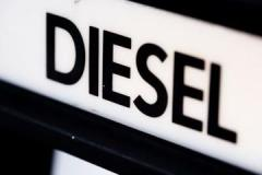 EN-590 diesel fuel grade F types of I (Euro-5,