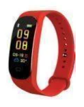 Фитнес браслет в стиле Xiaomi Mi Band 5...