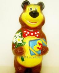 """Moneybox """"Bear"""