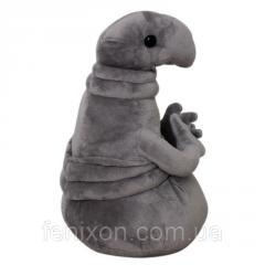 "Мягкая игрушка ""Ждун"" серый 35 см"