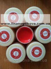 Гель краска Venalisa 1545 красная
