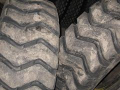 Tires and tires R23.5x25