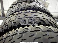 Tires and tires R22,5 welded