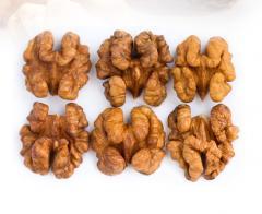 Walnut amber 1/2
