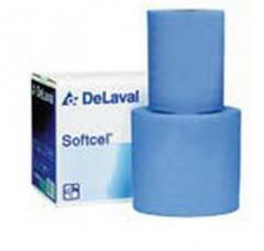 Tissues for processing of an udder from Delaval