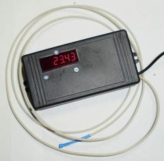 Термометр цифровой диапазон: -55…+125  с точностью